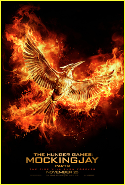 'The Hunger Games: Mockingjay Part 2' Drops Teaser Poster