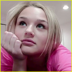 Hunter King Plays The Mean Girl in 'A Girl Like Her' Exclusive Clip - Watch Now!