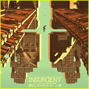 'Insurgent' Shatters Reality With New IMAX Poster, Stills & Virtual Experience