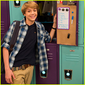 Jace Norman Takes JJJ Behind-the-Scenes of 'Henry Danger'! Exclusive Photos & Interview)