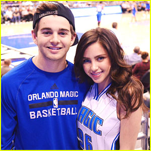 Jack Griffo & Ryan Newman Take Their Relationship To 'Sharknado 3'