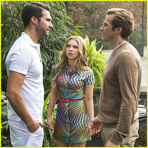 James Maslow & Sammi Hanratty: Get A First Look At 'Seeds Of Yesterday'