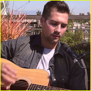 James Maslow Covers Ed Sheeran's 'Thinking Out Loud'