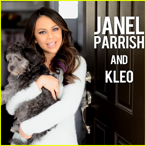 Janel Parrish Reveals 10 Tips on Making Your Dog the Happiest Dog Ever!