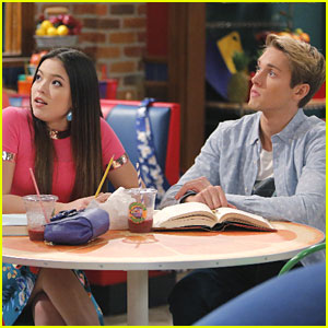 Logan (& Lindy & Delia) Finds Out About Jasmine's Crush on 'I Didn't Do It' Tonight!