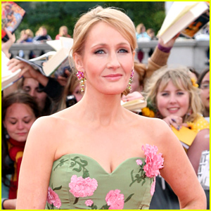 J.K. Rowling Shut Down One Twitter User After His Remarks About Dumbledore's Sexuality