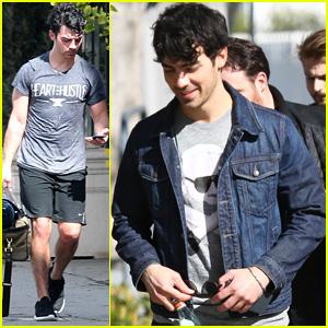 Joe Jonas Joins NBC's 'I Can Do That!'