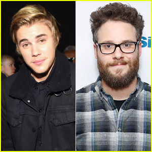 Justin Bieber Really Wants Seth Rogen to Roast Him!