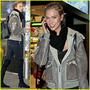 Karlie Kloss Will Appear in 'Zoolander 2'!