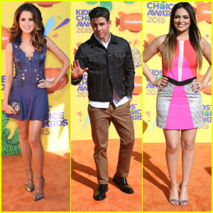 Which Stars Made JJJ's Kids' Choice Awards 2015 Best Dressed List? Find Out Here!