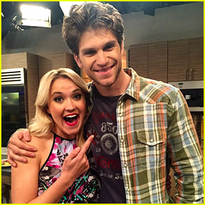 Keegan Allen To Guest Star on 'Young & Hungry'!