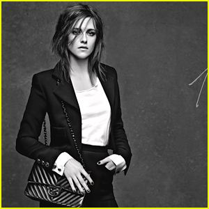 Kristen Stewart Fronts Chanel's Bag Campaign - See the Pics!