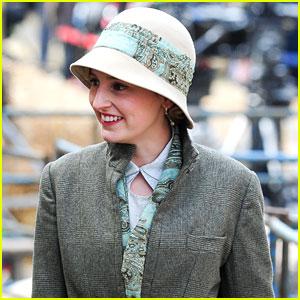 Laura Carmichael: Will 'Downton Abbey' End After Season Six?