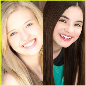 Lauren Taylor & Landry Bender Lead New Disney Channel Show 'Best Friends Whenever'