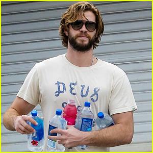 Liam Hemsworth, Jennifer Lawrence, & Josh Hutcherson Made a Vacation Pact!