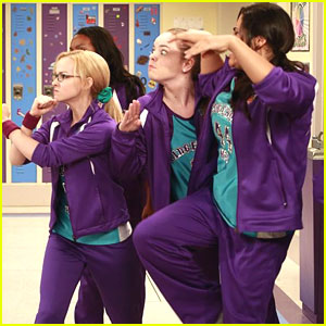Liv Is A...Singing Muffler? See The Pics From Tonight's 'Liv & Maddie'