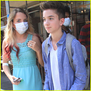 American Idol's Maddie Walker Wears Surgical Mask After Appendix Surgery