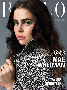 Mae Whitman on Lauren Graham: 'I Can't Remember What Life Was Without Her'