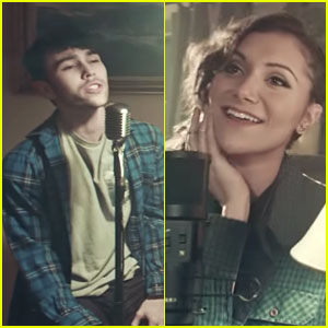 Max Schneider & Alyson Stoner Team With Kurt Hugo Schneider For Stunning 'I Want You To Know' Cover