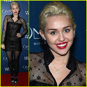 Miley Cyrus Hits Vegas Amid More Patrick Schwarzenegger Speculation