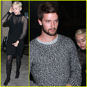 Miley Cyrus Shares Silly Pic of Her Child With Patrick Schwarzenegger