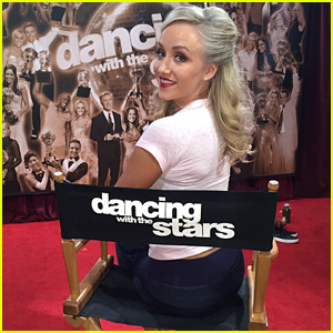 Nastia Liukin Gets Ready for the Big 'DWTS' Premiere in This Exclusive Photo Blog! (Week 1)