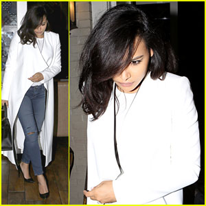 Naya Rivera & Ryan Dorsey Double Date With Friends!