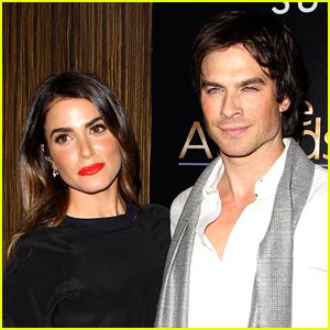 Nikki Reed Congratulates Ian Somerhalder on 'Vampire Diaries' Directing Job
