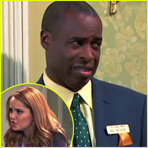Phill Lewis Returns as Mr. Moseby on 'Jessie'!