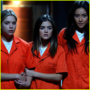 'A' Will Finally Be Revealed on Tonight's 'Pretty Little Liars' Finale!