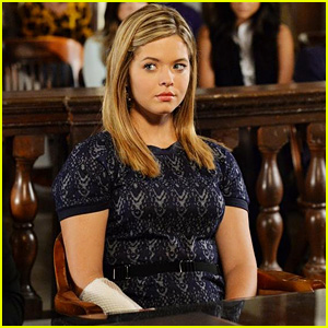 Alison's Trial Begins on Tonight's All-New 'Pretty Little Liars'