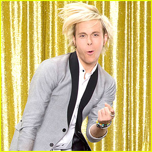 Attention R5Family - Riker Lynch Is Taking Over JJJ For The 'DWTS' Season!