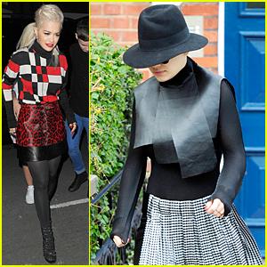 Rita Ora Brings Friends to Charli XCX Concert