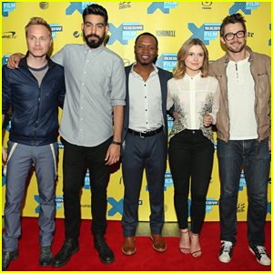 Rose McIver & 'iZombie' Co-Stars Hit SWSW Ahead of Season Premiere!