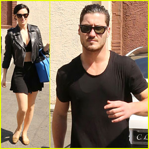 Rumer Willis Says DWTS Partner Val Chmerkovskiy Has Turned Her Into A Monster