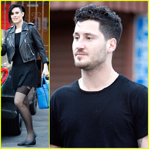 Rumer Willis & Val Chmerkovskiy: Watch Their 'DWTS' Rehearsal Footage Here!