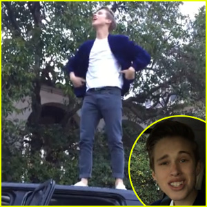 Ryan Beatty Gets Silly in This Amazing 'Uptown Funk' Car Karaoke Video - Watch Now!