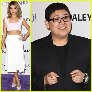 Is Sarah Hyland Rooting For Haley & Andy on 'Modern Family'?