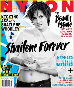 Shailene Woodley Explains Why She Doesn't Call Herself a Feminist