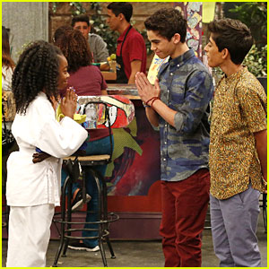 Skai Jackson Dishes On The New Episode of 'Jessie' (Exclusive)