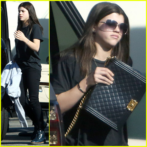 Sofia Richie Opens Up About Her Edgy Style
