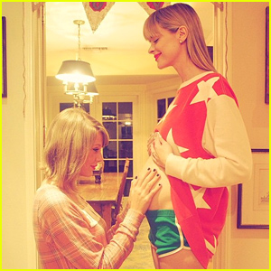 Taylor Swift is Becoming a Godmother!