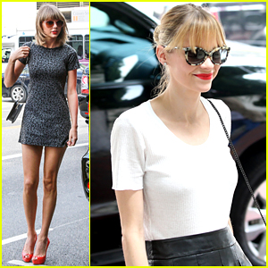 Taylor Swift Might Have Insured Her Legs