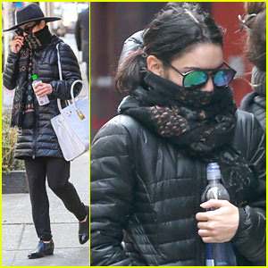 Vanessa Hudgens is Learning French So She Can Live in Paris One Day