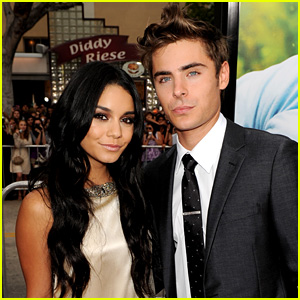 Vanessa Hudgens Opens Up About Zac Efron Relationship: 'Girls Were Running After Him'