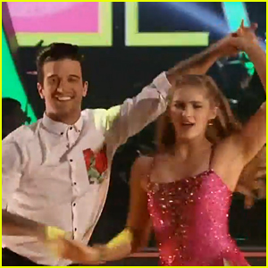 Willow Shields & Mark Ballas Cha Cha on 'DWTS' Premiere - Watch Now!