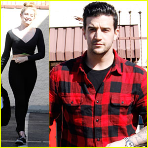 Willow Shields & Mark Ballas Change Their Team Name For Their Fans