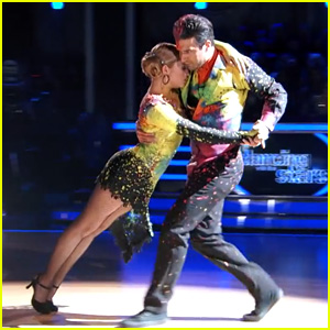 Willow Shields & Mark Ballas Dance the Argentine Tango on 'DWTS' - Watch Now!