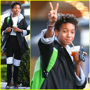 Willow Smith's Bro Jaden Tweets Wireless Festival Confirmation