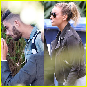 Zayn Malik Spotted Out With Family After Quitting One Direction